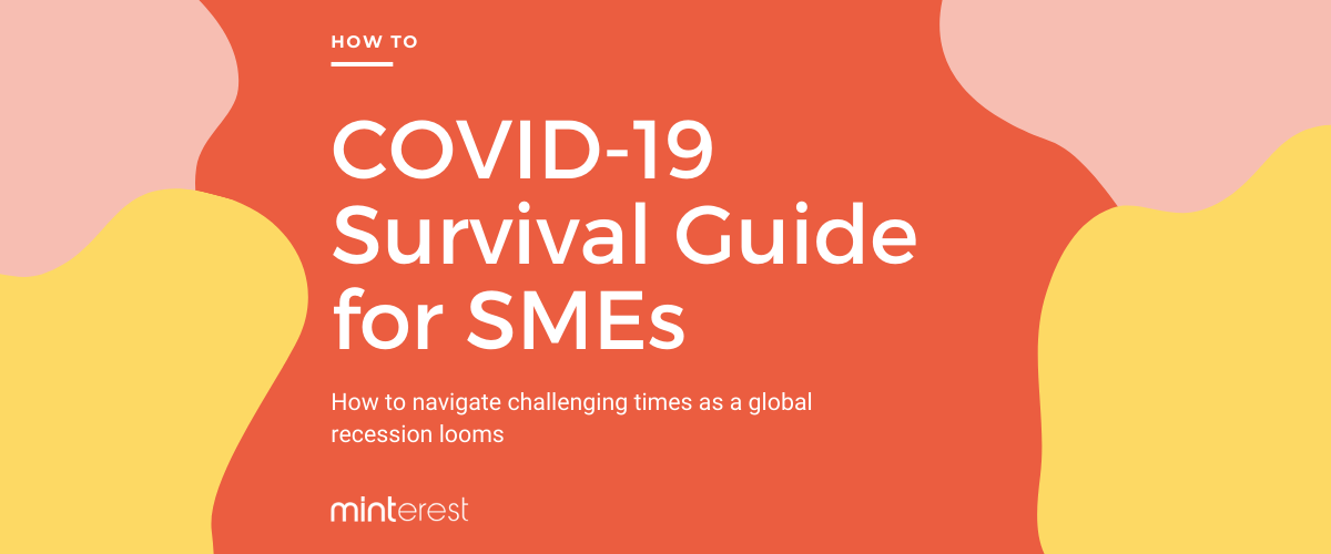 covid 19 survival guide for smes banner