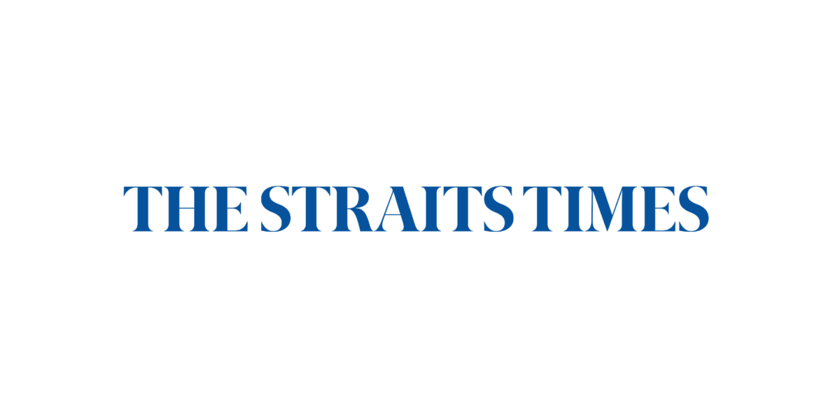 The Strait Times Logo